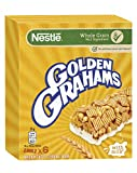 Barritas nestlé golden grahams - 1 paquete de 6 barritas x 25g
