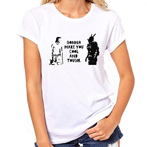 Die Antwoord ga maken u cool en taaie T-Shirt Womens klassieke T-Shirt
