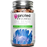 Vegan Lutein and Zeaxanthin Supplement for Eyes - 120 Capsules - Your Natural