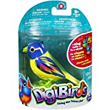 World Brands - Digibirds, Interactivo pájaro Juguete con pfeifring,...
