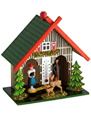 Väderhus asu trä TFA 48.1501