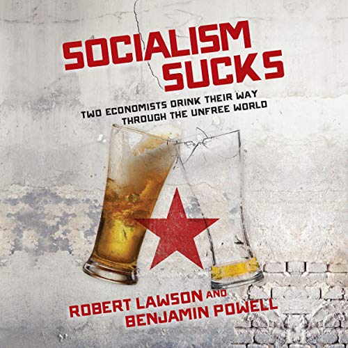 Socialism Sucks audiobook cover art
