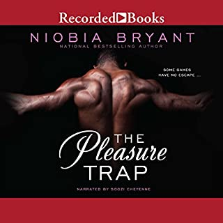 The Pleasure Trap audiobook cover art