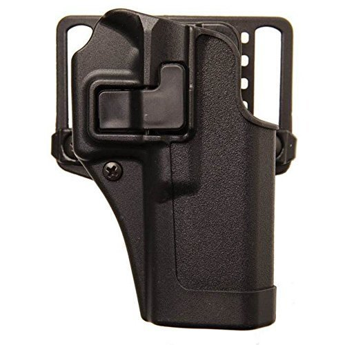 BLACKHAWK SERPA Concealment Holster - Matte Finish, Size 41, Right Hand, (Ruger SR9)