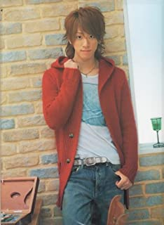 """クリアファイル ★ 小山慶一郎 2007-2008 「NEWS CONCERT TOUR """"pacific""""」"""