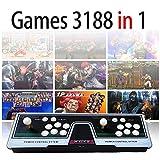 テンスナ 3188in1パンドラボックス アーケードコントローラー筐体 クラシックゲーム基板 2プレーヤー