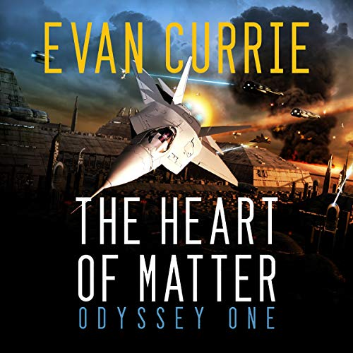 The Heart of Matter audiobook cover art