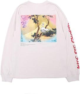 Kanye Kids See Ghosts Sweatshirt Hip Hop Graphic Sweatshirts Trendy Print Letter Cotton Crewneck Sweatshirt Hoodies