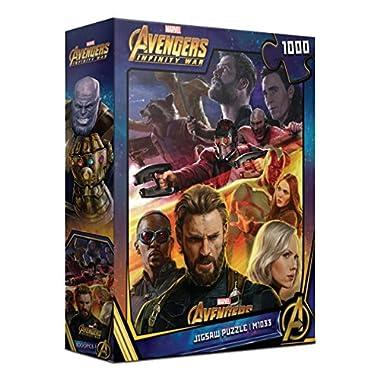 1000Piece Jigsaw Puzzle MARVEL Avengers Infinity War I