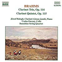 Clarinet Trio Op.114/Op.