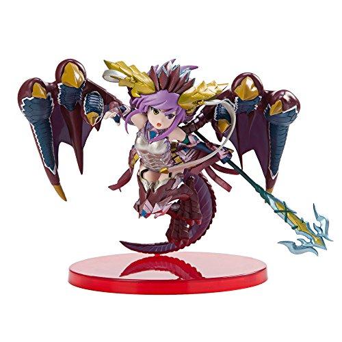 パズル&ドラゴンズ フィギュアコレクションvol.8 パズドラ 現世の赤龍喚士・ソニア