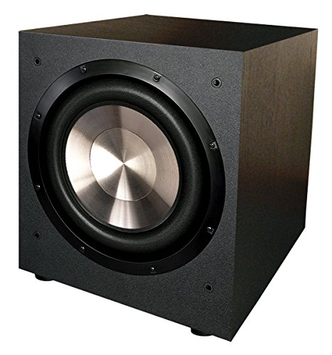 Our #3 Pick is the BIC America F12 12-Inch 475-Watt Front Firing Powered Subwoofer
