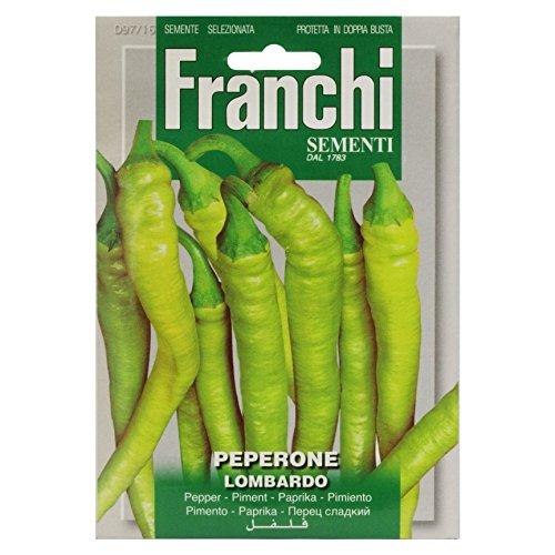 Franchi Samen Paprika Lombardia