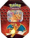 Pokemon Hidden Fates Charizard GX Collectors Tin |Inc Booster Packs & Promo Card