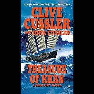 Treasure of Khan audiobook cover art