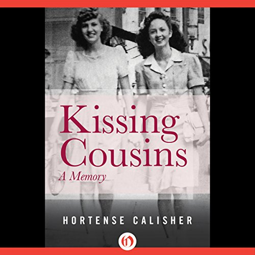 Page de couverture de Kissing Cousins