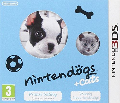 Desconocido Nintendogs + Gatos: Bulldog