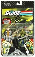 G.I. JOE Hasbro 25th Anniversary 3 3/4 Wave 7 Action Figures Comic Book 2Pack Rock N Roll Deep Six