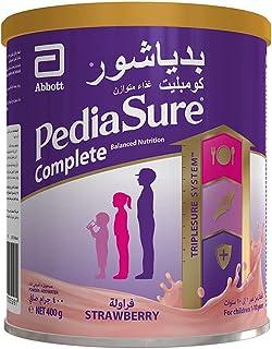 PediaSure Complete Triple Sure Strawberry, 400g