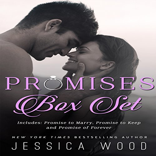 Promises Series: Complete Box Set audiobook cover art