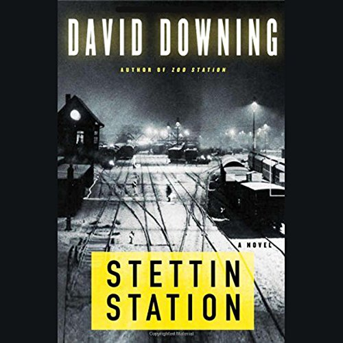 Stettin Station cover art