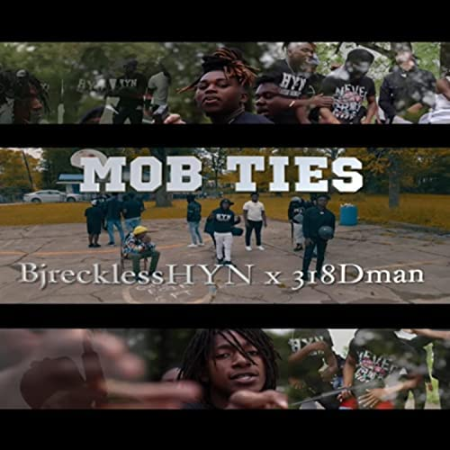 Bjreckless HY.N feat. 318Dman