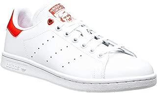 [アディダス] オリジナルス Originals G27631 STAN SMITH J スタンスミス WHITE × WHITE