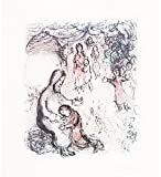 Marc Chagall La B n diction de Jacob 1979 c24836 A1 Poster