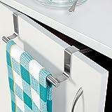 D.R Over Cabinet Door Kitchen Towel Bar ,9' Inch (Approx)
