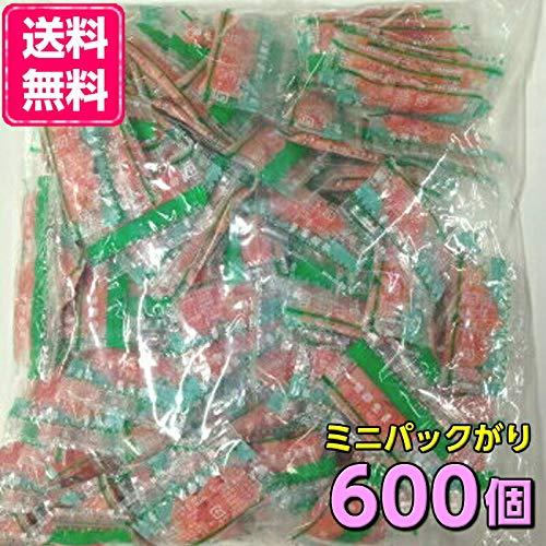 みやまえ 甘酢生姜 3g 600個 (200個×3袋) ミニパック ガリ 寿司生姜 業務用