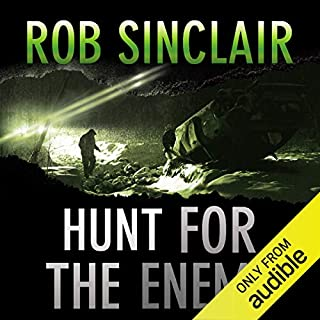 Hunt for the Enemy     The Enemy Series, Book 3              By:                                                                                                                                 Rob Sinclair                               Narrated by:                                                                                                                                 Paul Thornley                      Length: 10 hrs and 59 mins     73 ratings     Overall 4.6