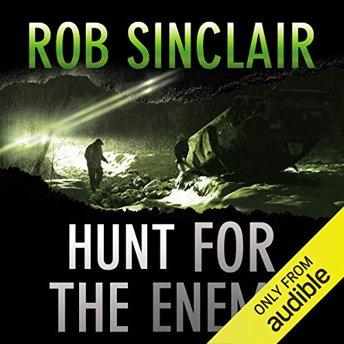 Hunt for the Enemy audiobook cover art