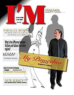 I'M Italian: Issue # 004 Juin 2020 (Magazine I'M Book 4) (English Edition) van [Hoffmann Hoffmann]
