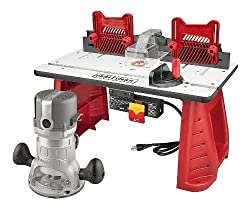 Craftsman Router and Router Table Combo 112 Review