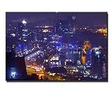 Paul Sinus Art NUR 4 Stück erhältlich Städtebild Hamburg