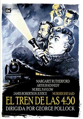 Murder she said - El tren de las 4:50 - George Pollock.