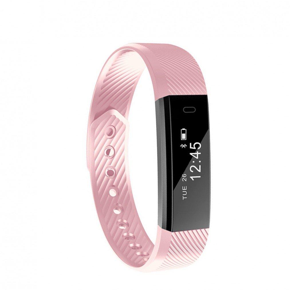 Smart Armband with Bluetooth Wrist Band podómetro digital Smart Armband más puntos de Touch Screen USB rápido Cargar portátil Sport Armband para Android Smartphone: Amazon.es: Deportes y aire libre