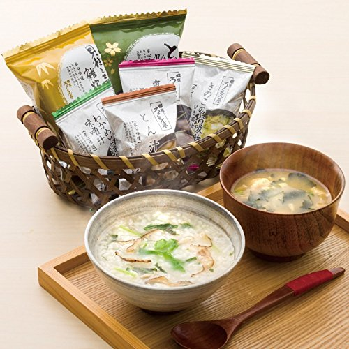 ろくさん亭道場六三郎スープ・雑炊ギフトLZ-16E