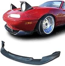 PULIps MZMT90GVFAD - GV Style Front Bumper Lip For Mazda Miata 1990-1997 MX-5