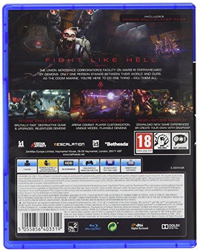 Doom (Sony PS4)
