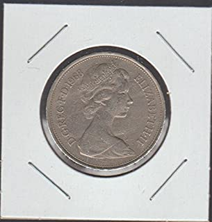 1968 UK Crowned Bust Right 10 New Pence Choice Fine
