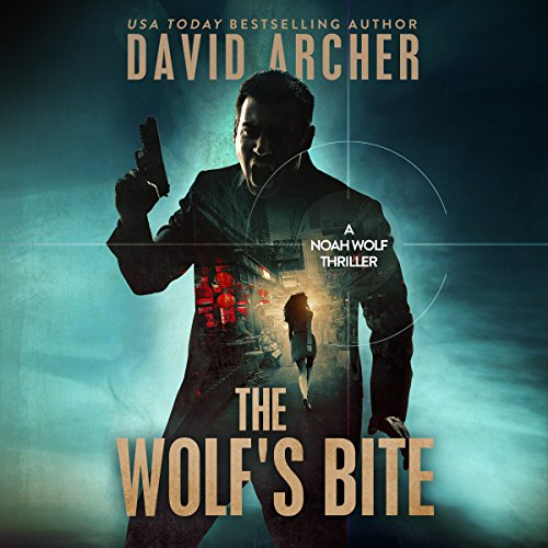 The Wolf's Bite audiobook cover art