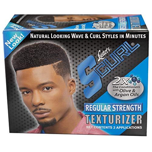 Luster's S Curl Regular Kit