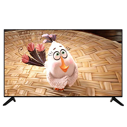 24 Zoll LED Smart TV, Full HD Fernseher 2 HDMI Surround Stereo H.265 HD Decodierungs Smart TV [Energieeffizienzklasse A]