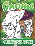 Gnome Coloring Book: The Color Wonder An Adult Coloring Book , (Exclusive Illustrations)
