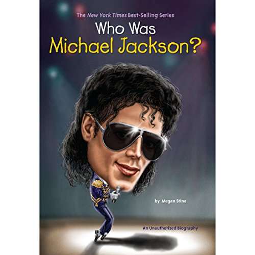 Who Was Michael Jackson? audiobook cover art