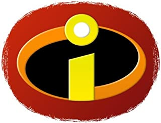 The Incredibles T Shirt Iron on Transfer 8x10 Light Fabric