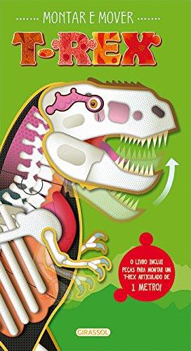 T-rex - Volume 2. Coleção Montar e Mover