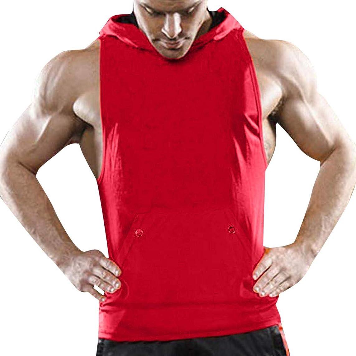 iHPH7 Men's Tank Tops Sleeveless T-Shirt #19052714