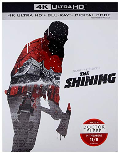 The Shining (4K Ultra HD + Blu-ray + Digital) $9.99